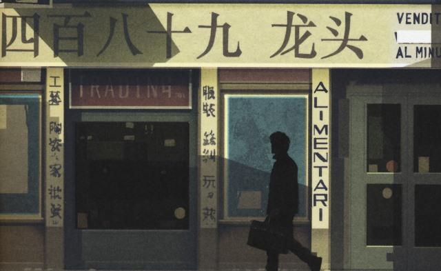 Il cinese, di Andrea Cotti