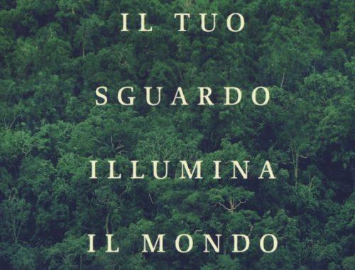 Il tuo sguardo illumina il mondo, di Susanna Tamaro