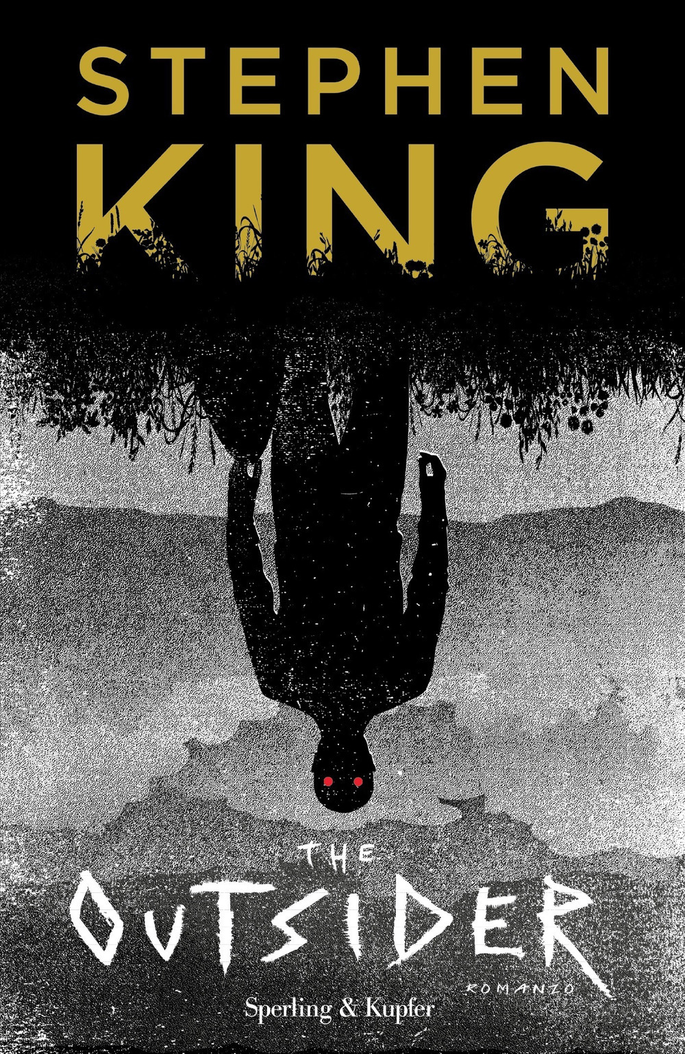 The outsider, di Stephen King