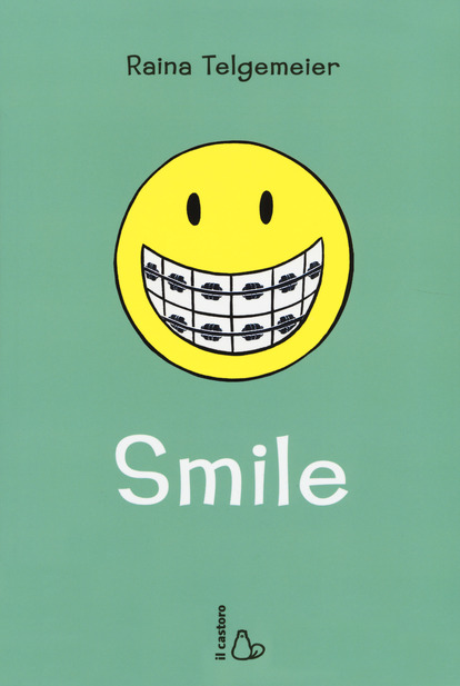 Smile, di Raina Telegemeier
