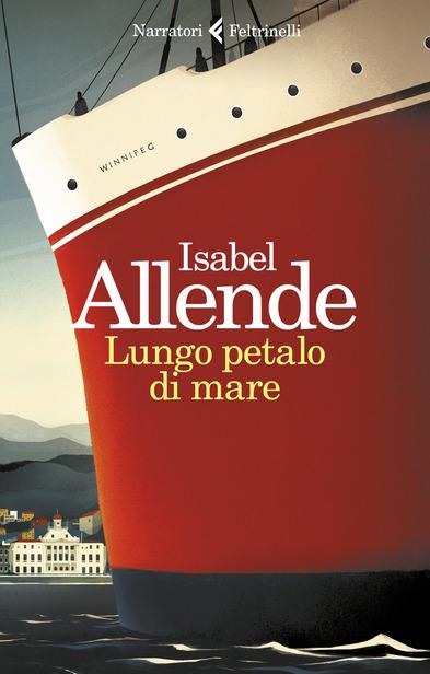 Lungo petalo di mare, di Isabel Allende