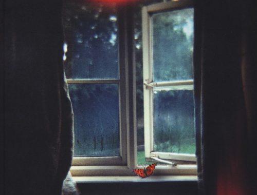 La donna nella pioggia, di Marina Visentin