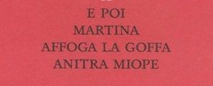 Palindromi classici e circolari, di Marco Buratti